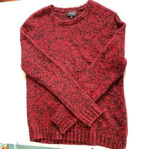 Express Chunky Knit Pullover Slouchy Sweater XL
